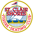 SCS Figure Skating Club Logo