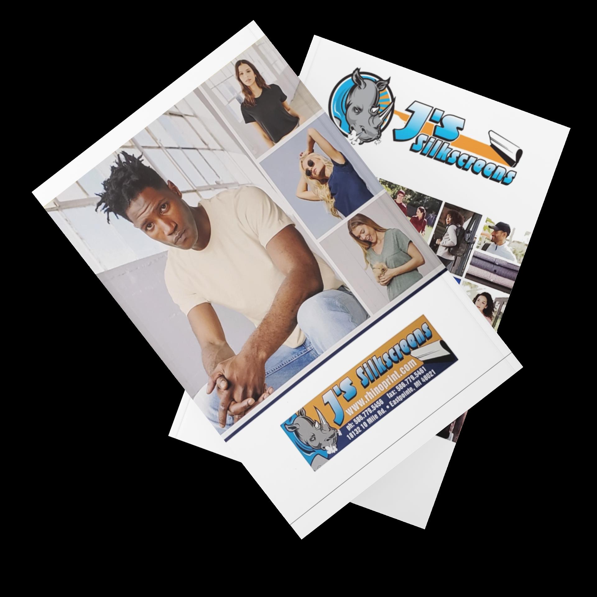 Js silkscreens online catalog